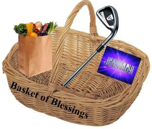Basket of blessings