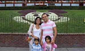 Pastor Saeed Abedini, Naghmeh and Family